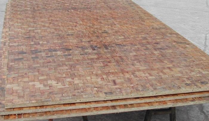 出售二手竹胶板